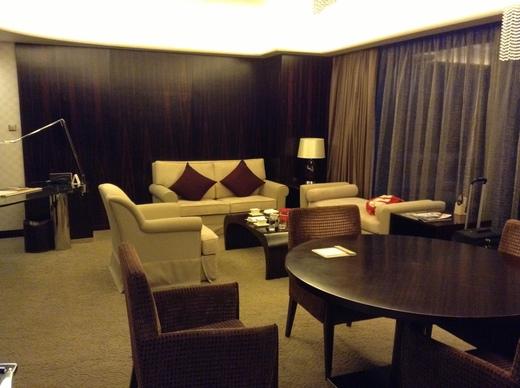 Отель Grand Kempinski. Дипломатический люкс