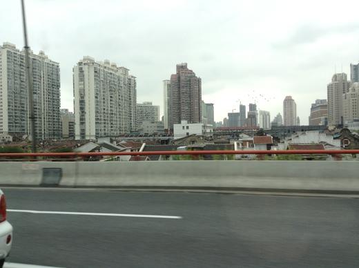 Шанхайские окраины