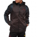 Куртка мужская SF Rain Jacket black, р-р M (48-й) Ferrari