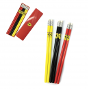 Scuderia Ferrari F1 Pencil Set