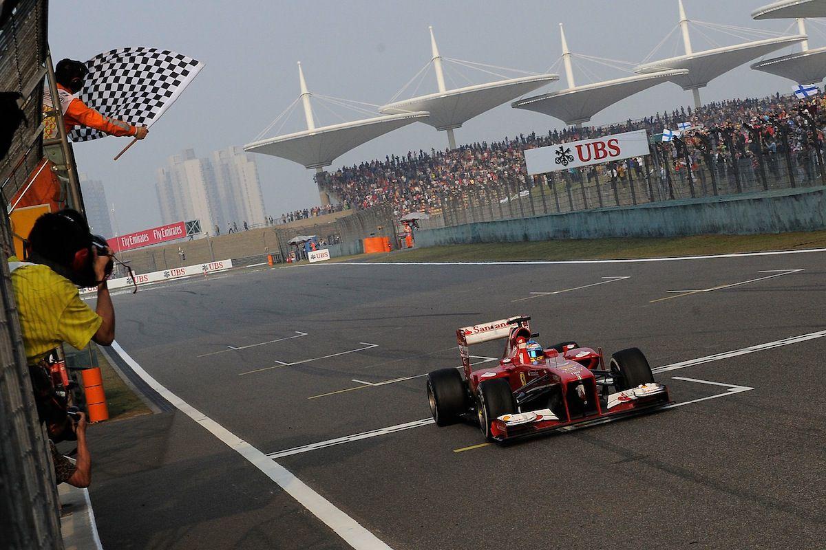 Гран-при Китая '13