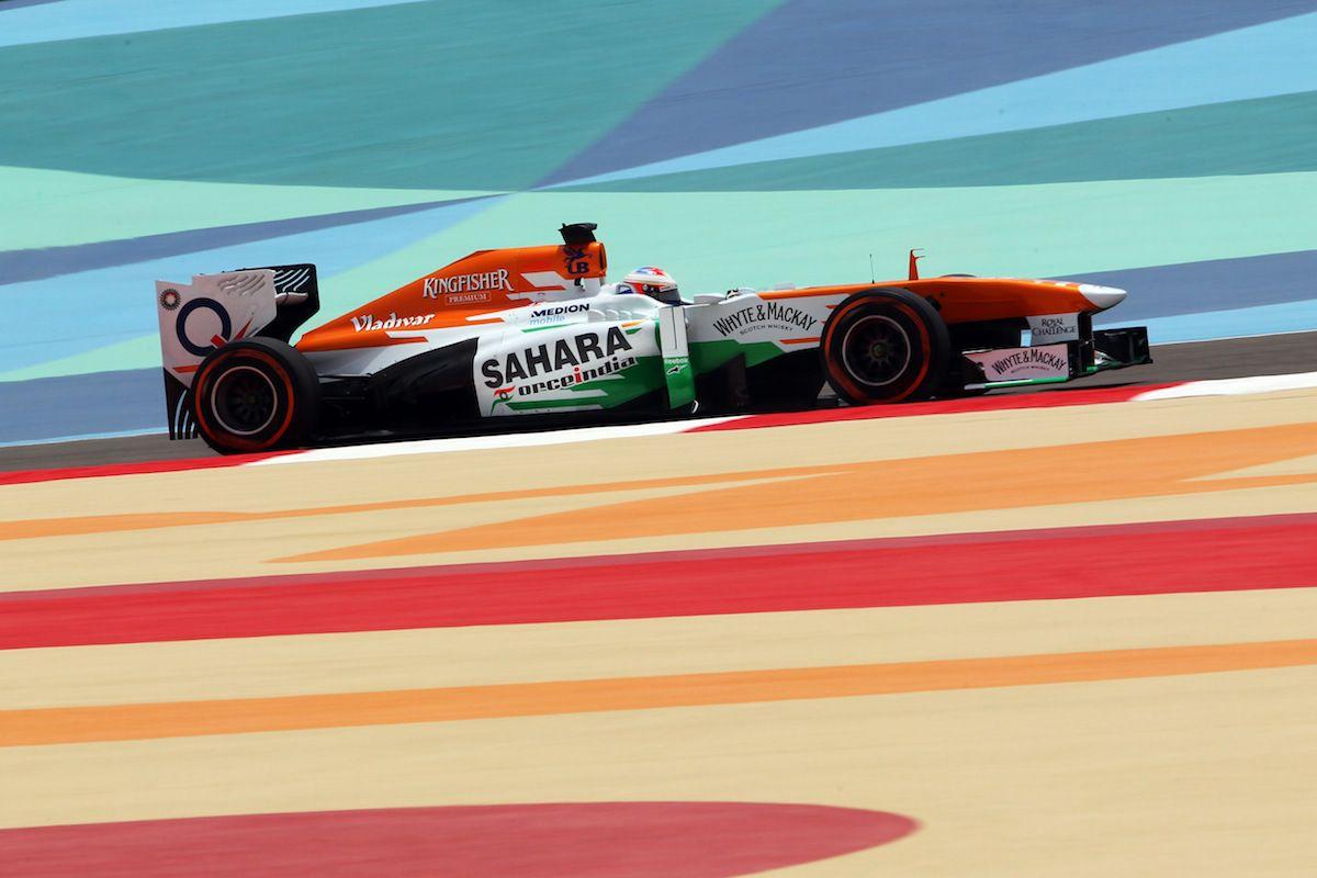 Гран-при Бахрейна '13, пятница