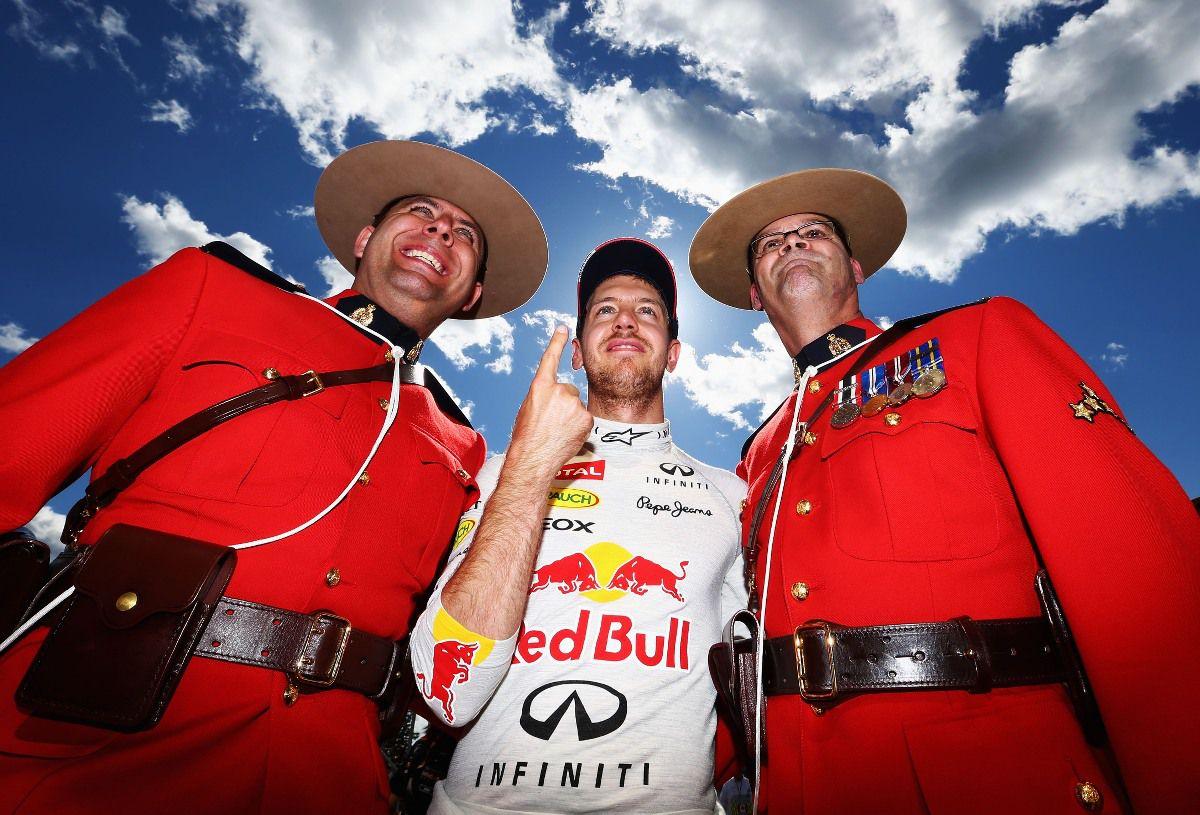 Гран-при Канады в фотографиях