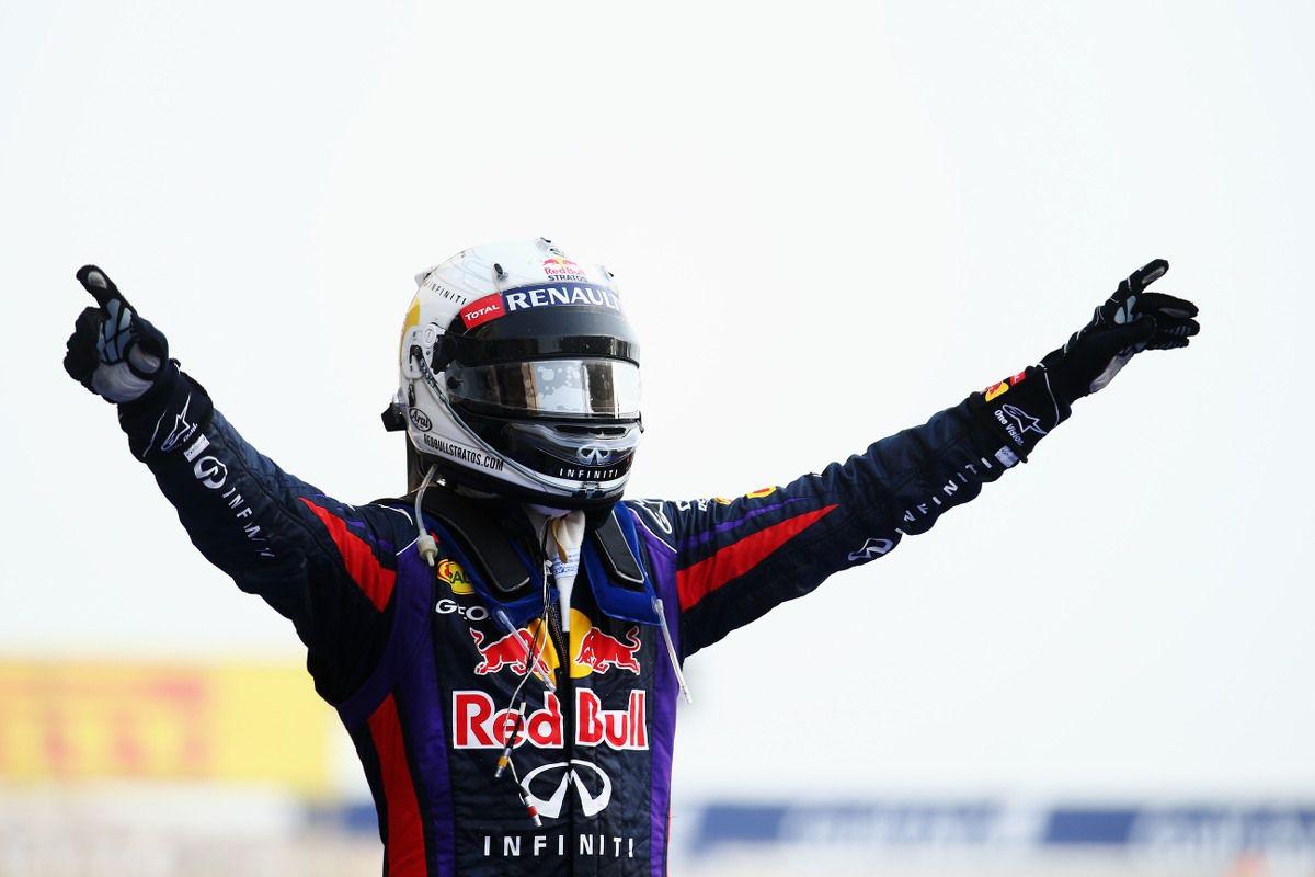 Гран-при Бахрейна '13, воскресенье