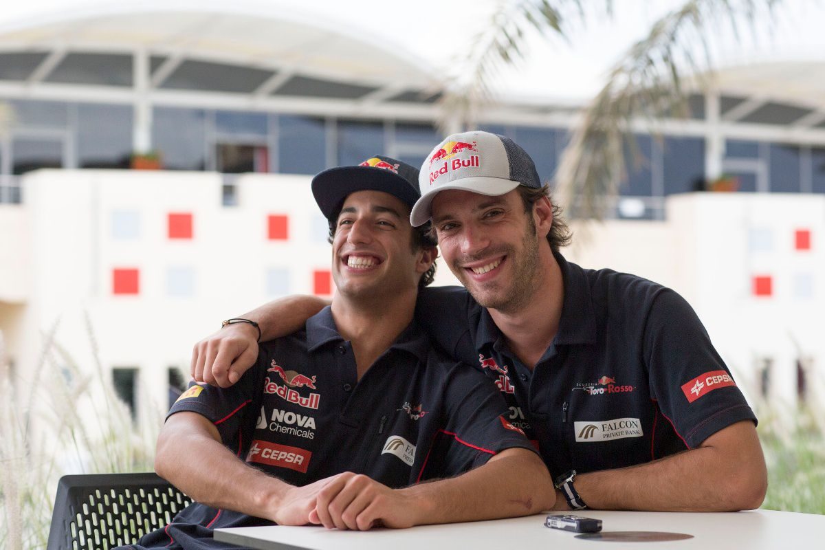 Гран-при Бахрейна '13, четверг