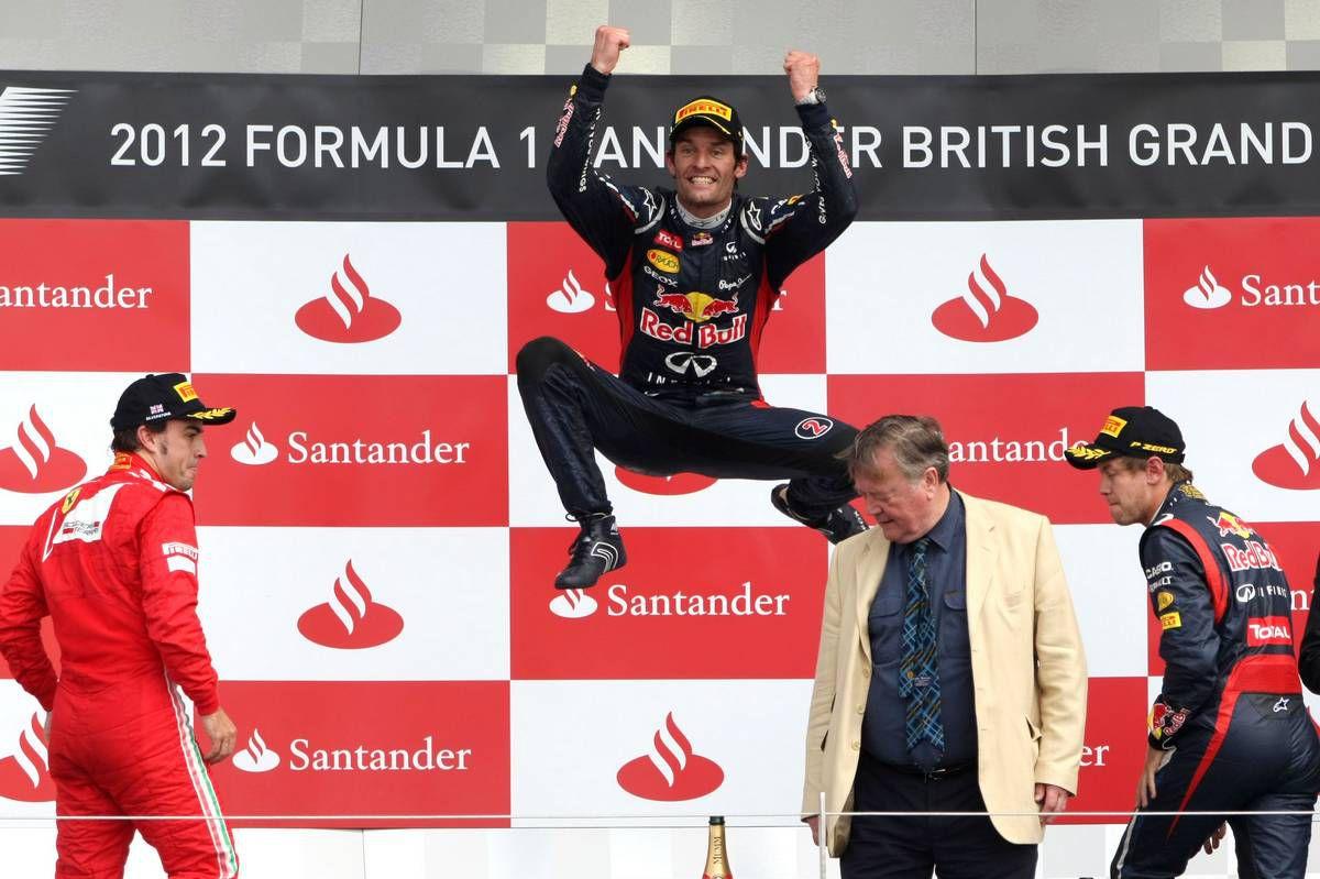 Гран-при Великобритании '12 в фотографиях