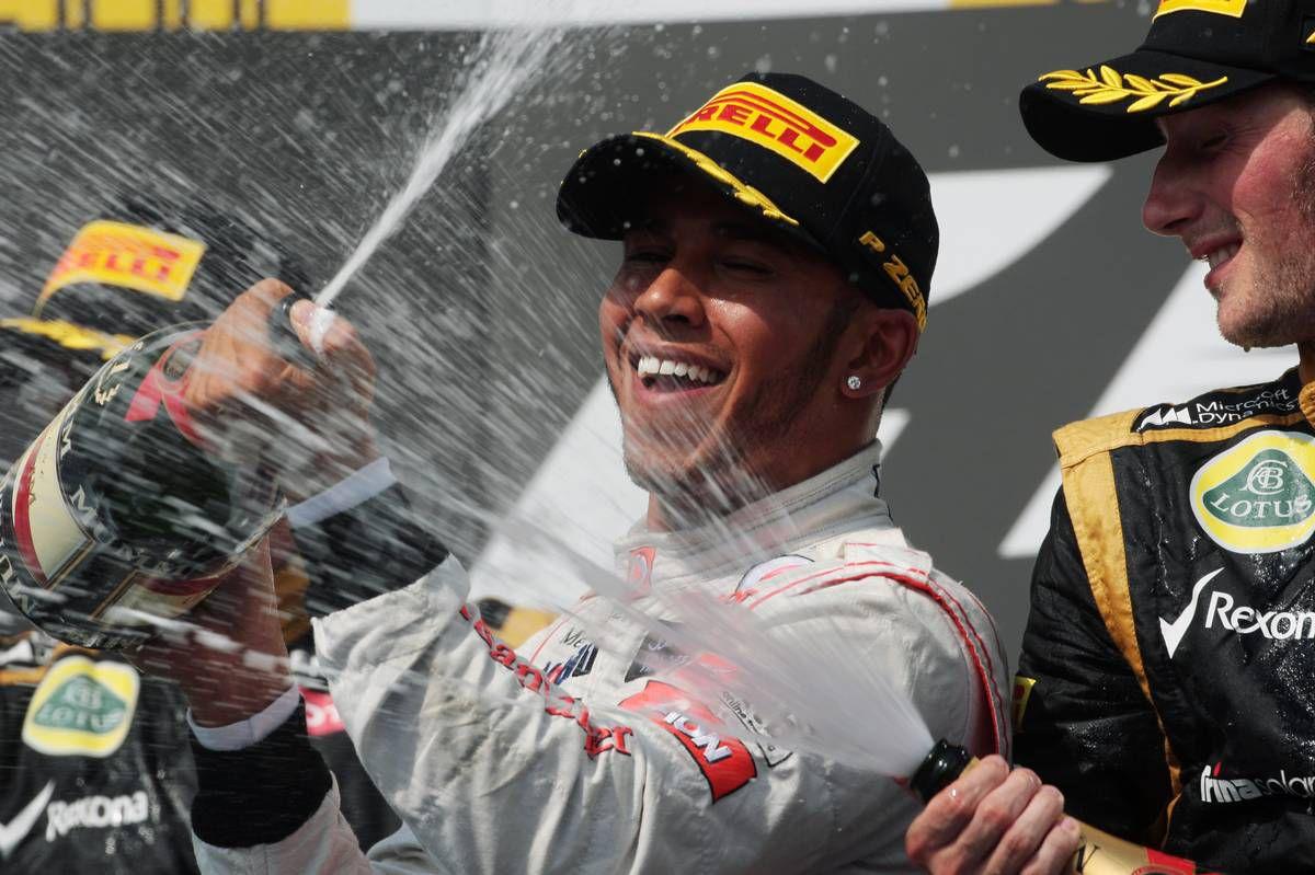 Фотографии с Гран-при Венгрии 2012